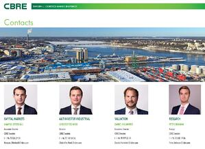 CBRE-Hampus-snapshot - contacts