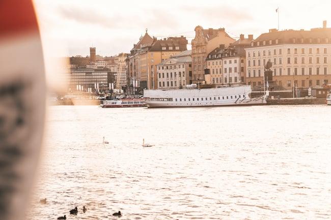 CBRE Jacob Edin tomträtt avgäldsränta flerbostadshus Stockholm