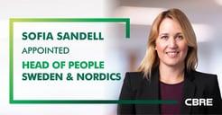 CBRE-Sofia-Sandell-appointed-nordics