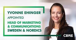 CBRE-Yvonne-Ehinger-appointed-nordics