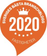 badge SBBB 2020 Fastigheter