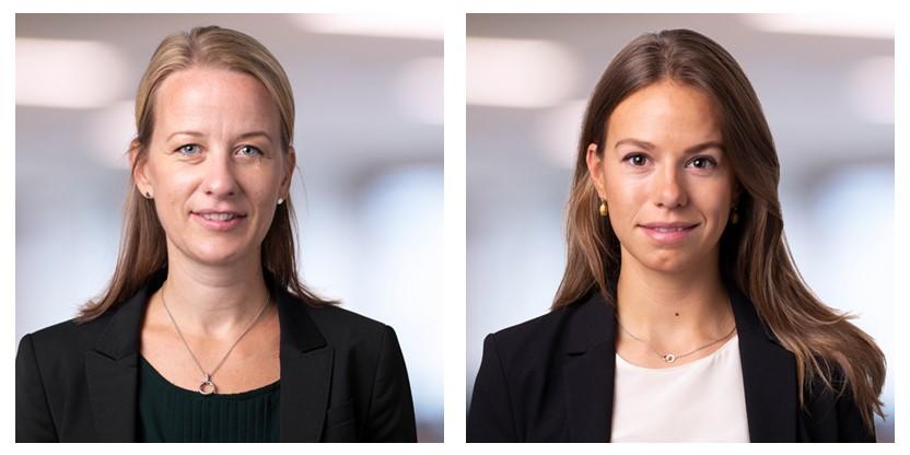 Hanna Mossfeldt & Ingrid Godaker
