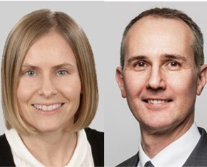 Elina Purmonen & Erik Myklebust