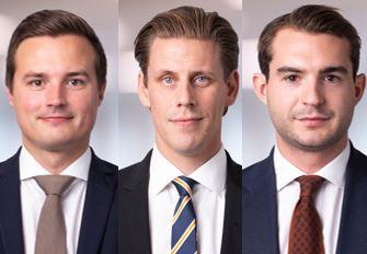 Christoffer Bladh Nord & Andreas Eckerman & Hampus Otterhäll