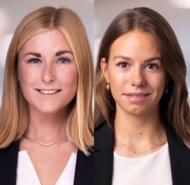 Ingrid Godaker & Klara Egerström